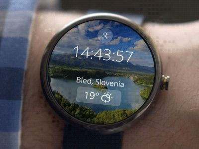 Android Wear: What If? / Webshocker