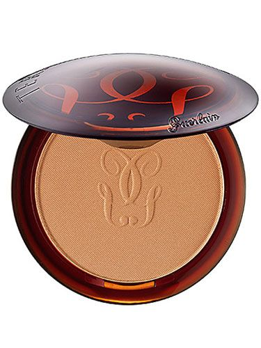 Our Top 10 Bronzers: Guerlain Terracotta Bronzing Powder