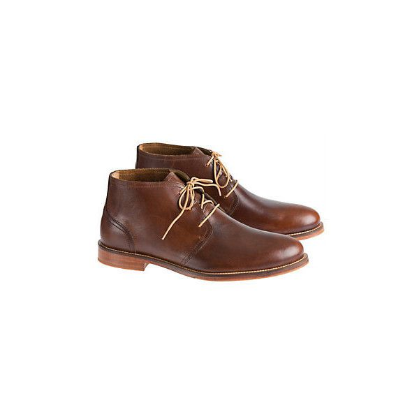 Men's J Shoes Monarch Leather Chukka Boots (685 ILS) ❤ liked on Polyvore featuring men's fashion, men's shoes, men's boots, mens shoes, mens shoes chukka boots, mens chukka shoes, mens boots and mens leather lace up boots
