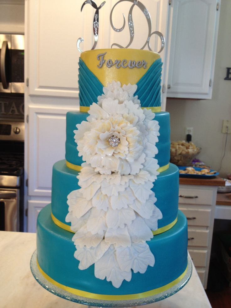 wedding cakes with waterfalls 69 best images about cakes by on 50th 26134