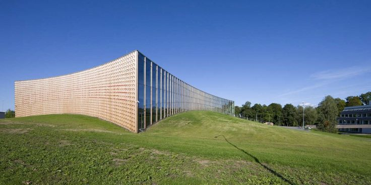 Sports Hall Of The Estonian University Of Life Sciences / Salto AB