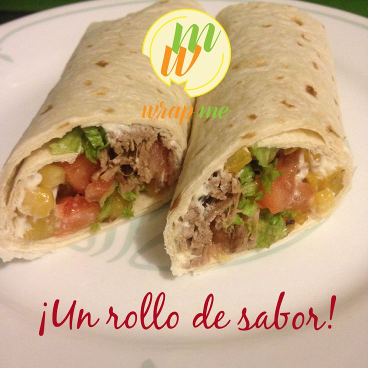 My first official wraps recipe!!! #WrapMe #MadeInColombia #Delicious #wraps #Food #FastFood #ColombianFood