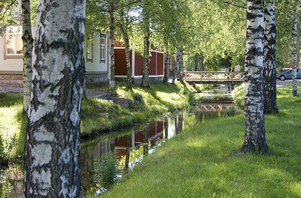 Summer in Rauma