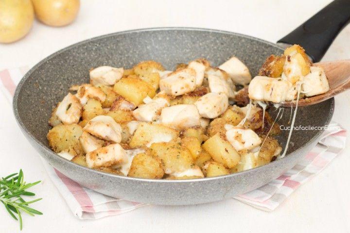 pasticcio di pollo e patate 1