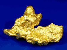 16.03 Gram Australian Gold Nugget