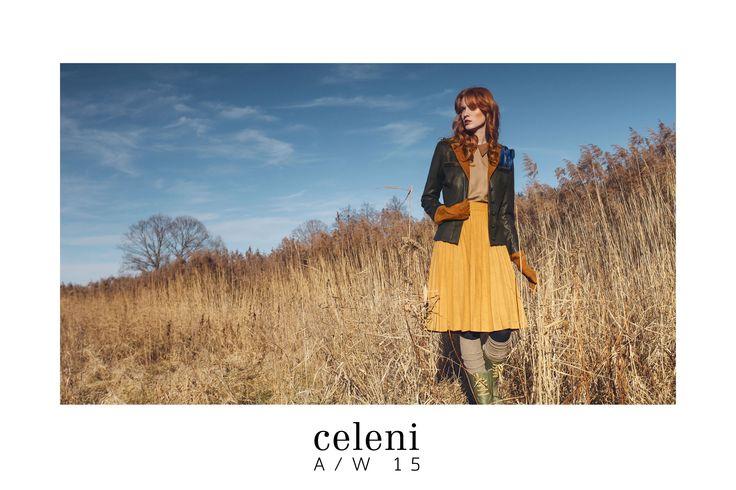 Celeni 2015AW Wild Duck Campaign