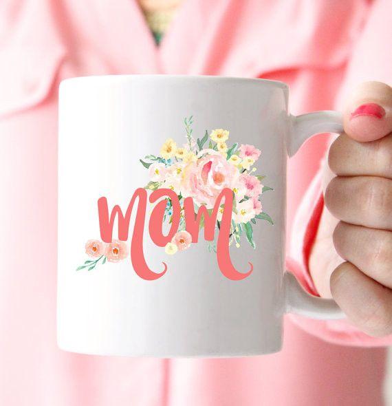Mother's Day Gift -Mom Mug