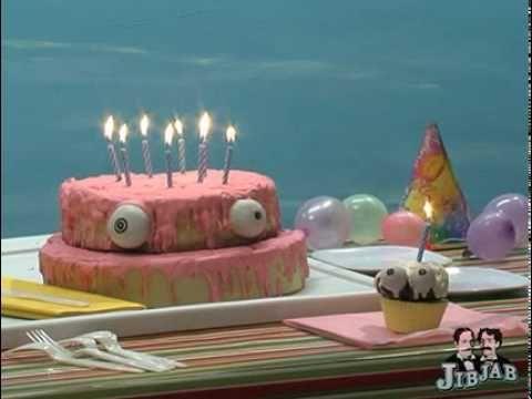 Happy Birthday Singing Cake Jibjab