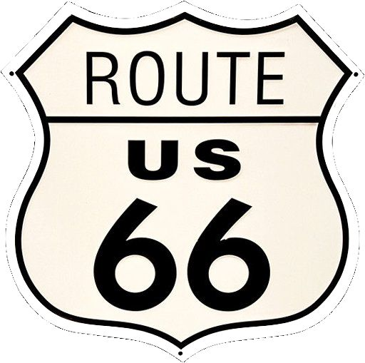 **FREE ViNTaGE DiGiTaL STaMPS**: Vintage Printable - US Route 66 Sign
