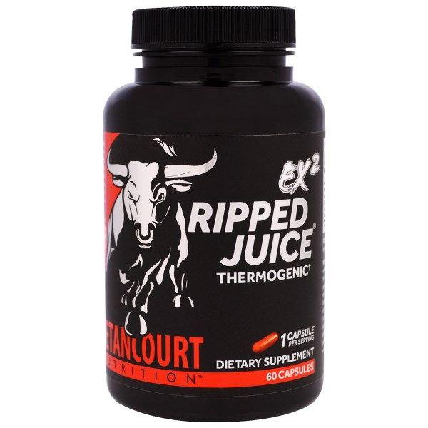 Betancourt, EX2 Ripped Juice, 60 Capsules