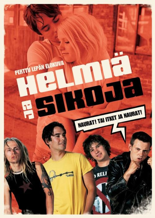 Helmiä ja sikoja [Pearls and pigs] (2003) - Perttu Leppä - When their bootlegging father ends up in jail, four brothers need money to pay his debts to local crooks. Next, their 9-year-old half-sister is dumped on their doorstep by her prostitute mother. A karaoke set helps reveal that the little girl is quite a singer, just as a talent contest for children is coming up on national television offering more than enough money to the winner. If only the kid weren't so hopelessly shy...