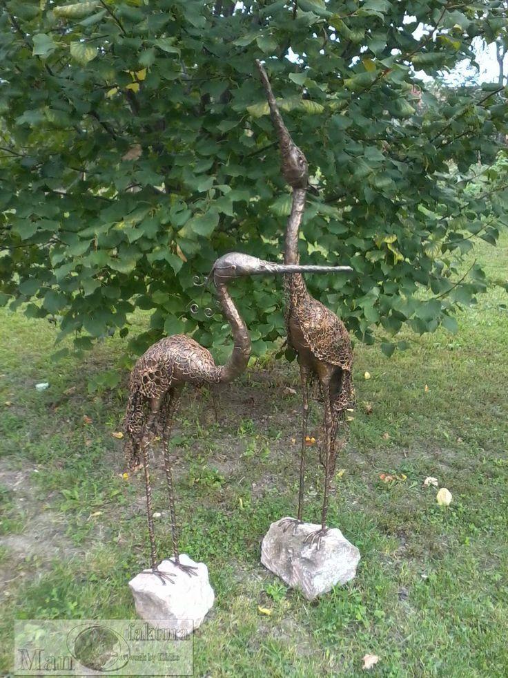 'Cranes' by Ildiko