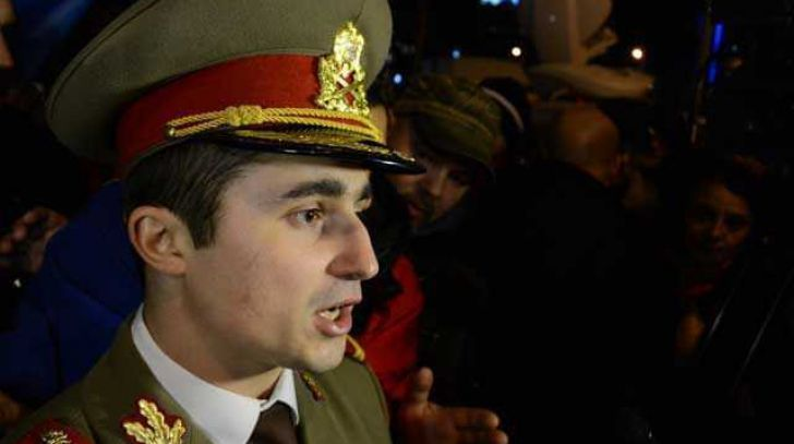 ion iremia   Militarul-protestatar Alexandru Gheorghe plănuieşte o mişcare ...