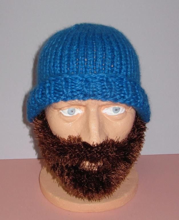 26 Best Crochet Beard Hats Images On Pinterest Beards Crochet