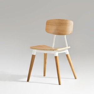 Copine Dining Chair White now featured on Fab. [Sean Dix]