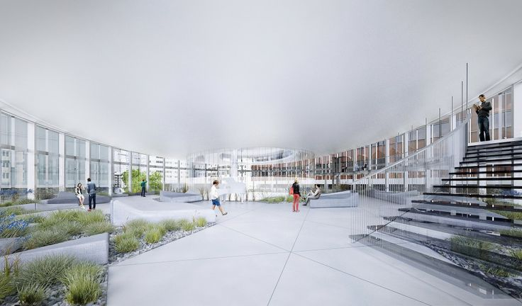 """GowinSiuta Studio Wins 2013 """"Changing the Face"""" Competition in Warsaw"""