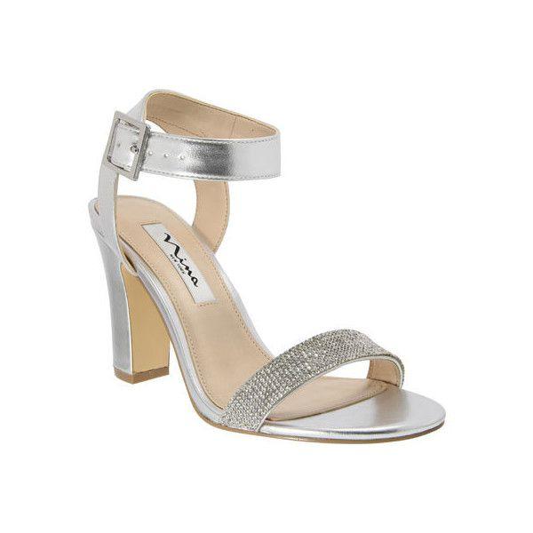 Best 25  Silver chunky heels ideas on Pinterest | Black chunky ...