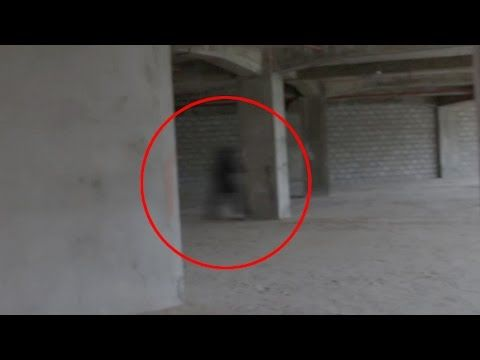 Scary Ghost Sighting From a Haunted Abandoned Building Ghost Caught On Tape Scary Videos