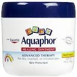 Once you have the diaper rash healed (using triple paste and corn starch if its really bad) Aquaphor is your next best friend. In addition to keeping the poo from hitting the skin, it also works on dry cheeks (the ones on his face). This stuff is great. new-first-time-mom-must-haves