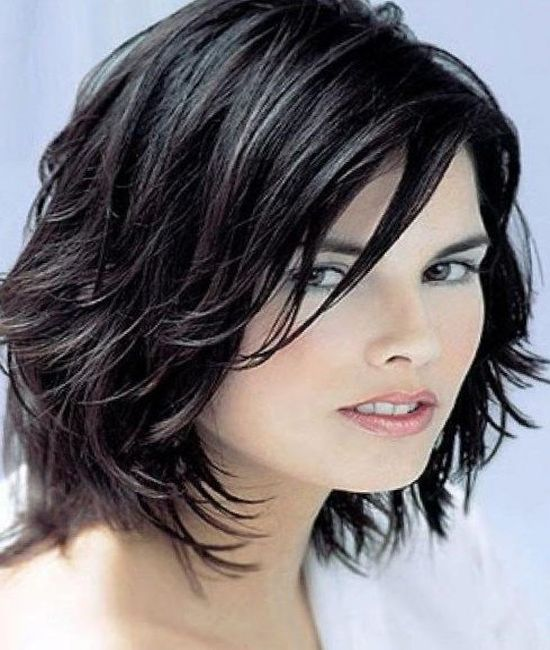 Shoulder Length Hairstyles Layered 2017 : The 129 best images about hairstyle 2017 on pinterest shoulder
