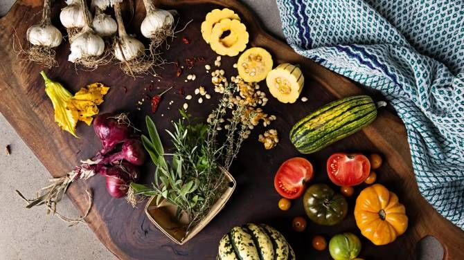 10 nutrient-packed autumn fruits and veggies you should be eating