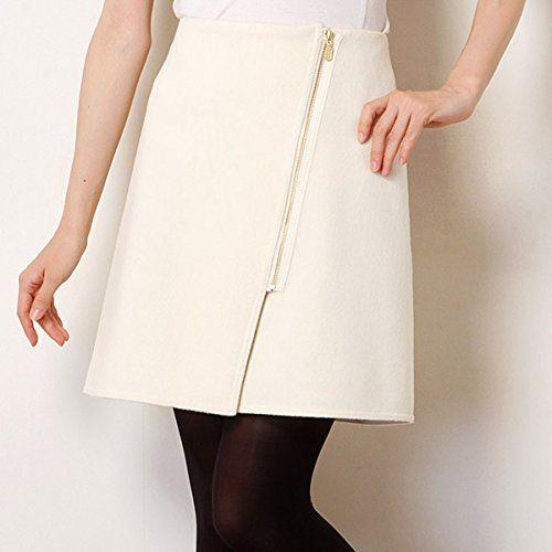 Amazon.co.jp: ルビーリベット(Rubyrivet) サイドジップミディ丈スカート: 服&ファッション小物通販