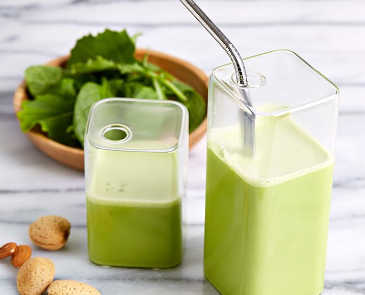 Hurom Juicer Almond Milk Recipe : Have You Tried Kale Almond Milk? We ve Got The Recipe ...