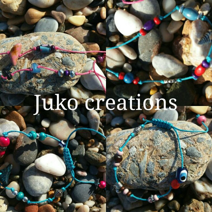 Bracalet anklet by Juko creations