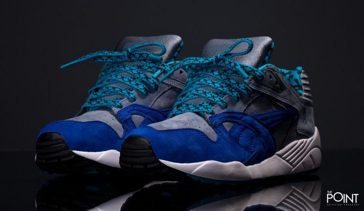 """Zapatillas Puma XS850 x Hanon """"Adventurer Pack"""", ya tenemos disponible para #compraronline la colaboración entre la #sneakershop  #Hanon y la marca de #zapatillasPuma, esta vez presentando el #AdventurerPack que consta del modelo de zapatillas #PumaTrinomicXS850 en un colorway azul y gris con mucha historia de los 90, clica aquí y hazte con ellas, http://www.thepoint.es/es/puma/1341-zapatillas-hombre-puma-xs850-x-hanon-adventurer-pack.html"""