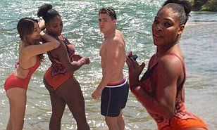 http://www.dailymail.co.uk/sport/tennis/article-3260314/Serena-Williams-enjoys-time-away-tennis-TV-star-Colton-Haynes-bringing-season-early-end.html