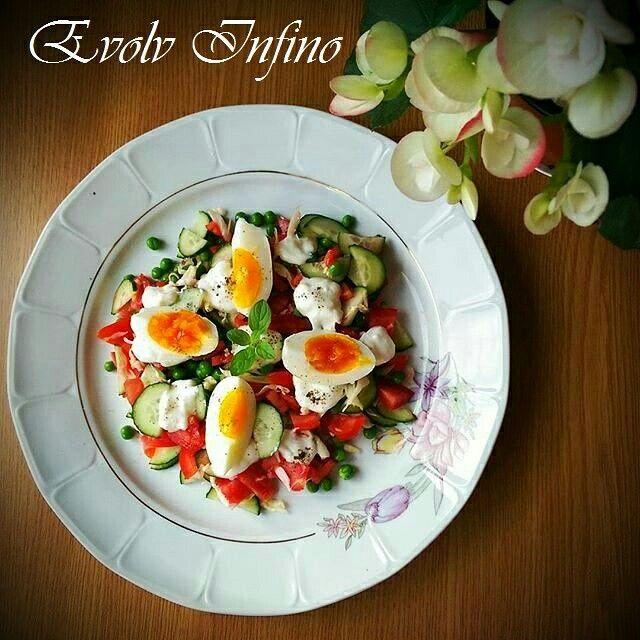 Rich Salad ☀