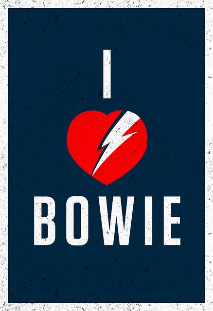 Bowie: Music, Bowie Poster, Davidbowie, Hero, Rock, David Bowie, Heart Bowie