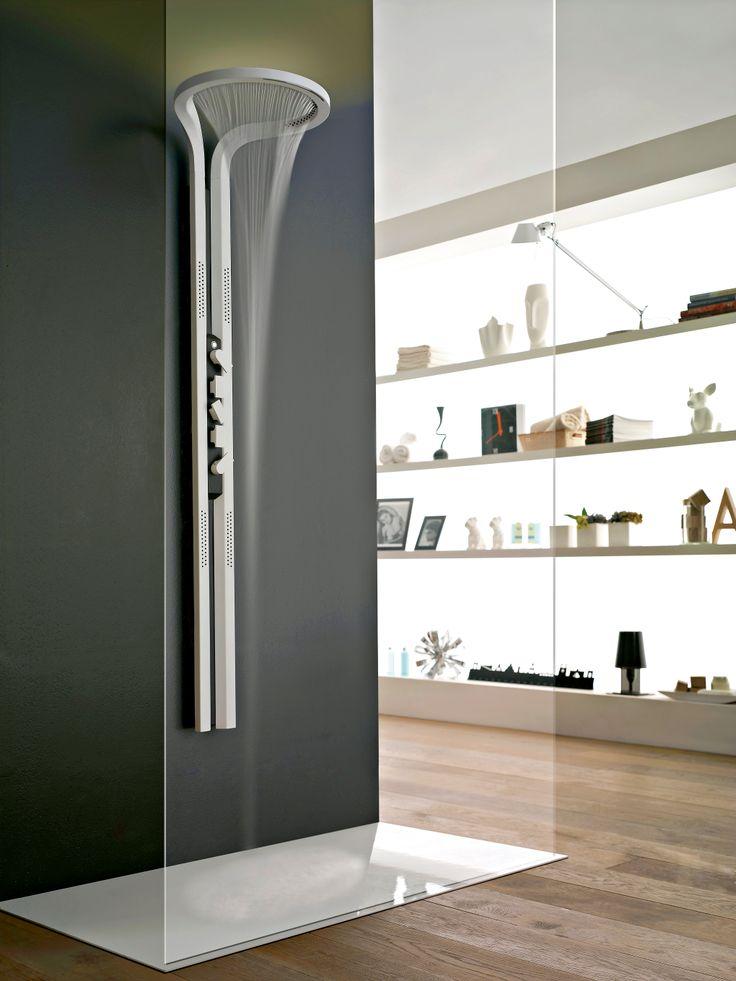 Ametis collection distributed by Inbani. #bathroom #design