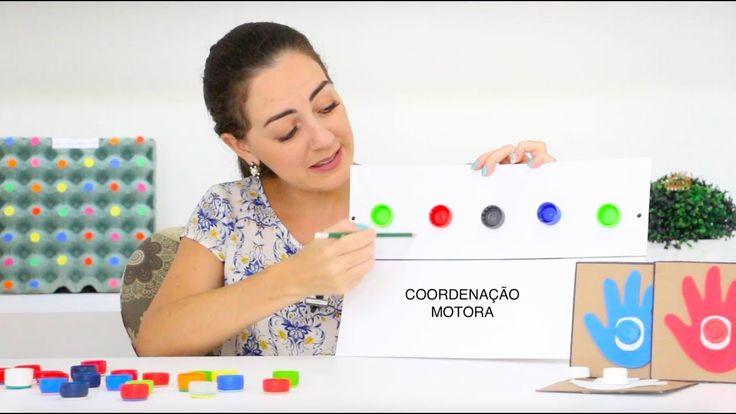 COORDENAÇÃO MOTORA - 3 INCRÍVEIS EXERCÍCIOS PRÁTICOS