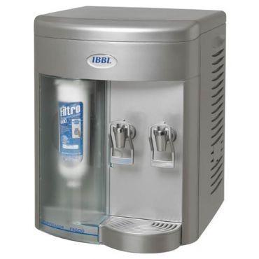 Purificador de Água com Compressor com Opção de Água Natural e Gelada e Fácil Instalação FR600 Prata - IBBL