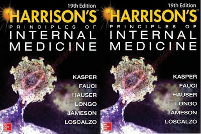 13 best books to have images on pinterest ebook pdf medical and harrisons principles of internal medicine 19th edition pdf fandeluxe Choice Image