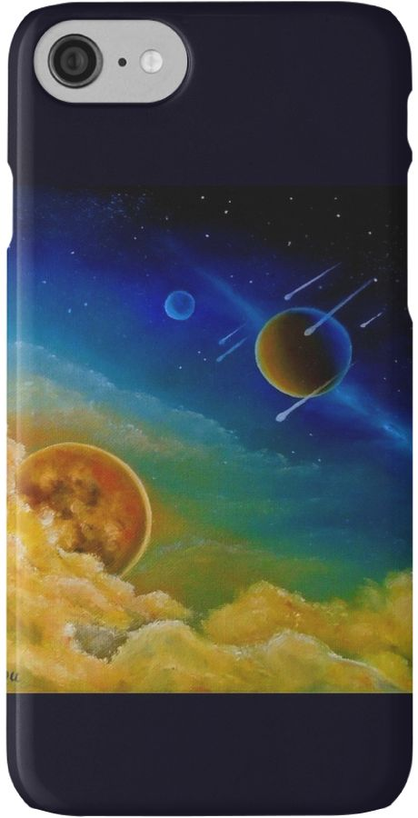 IPhone Case,  colorful,blue,cool,beautiful,fancy,unique,trendy,artistic,awesome,fahionable,unusual,accessories,for sale,design,items,products,gifts,presents,ideas,space,universe,planets,redbubble