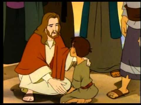 04.  Чудеса Иисуса. Анимированные Истории Нового Завета