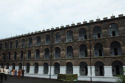 historic cellular jail