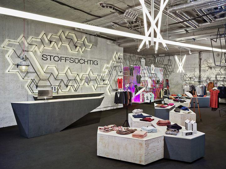 Stoffsüchtig store by Holger Berg, Hamburg – Germany