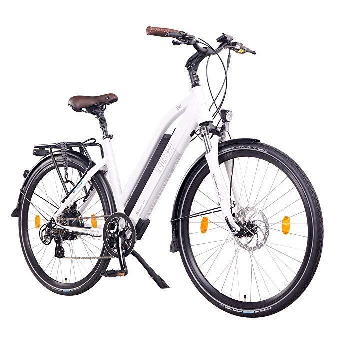 Ncm Milano 48v 26 28 Zoll Damen Herren Urban E Bike
