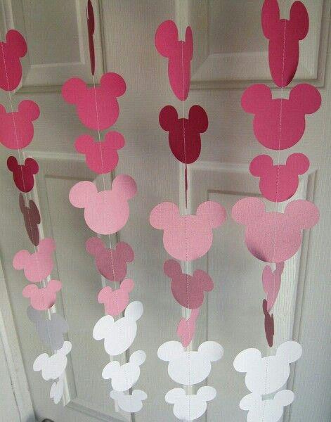 Disney garland