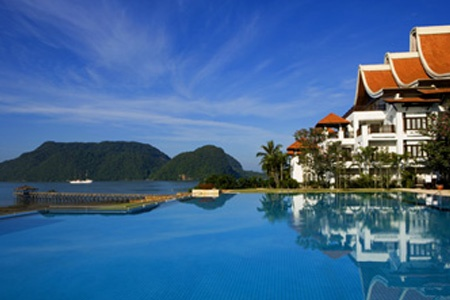 The Westin Langkawi - Main The Westin Langkawi Hotel and Beach Resort Hotels. - http://www.malaysia-hotel.com/