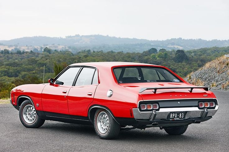 Ford Falcon XA GT Falcon RPO83 Review