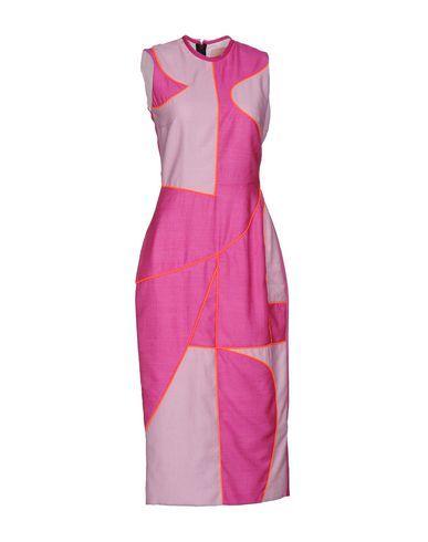 ROKSANDA 3/4 length dress. #roksanda #cloth #dress #top #skirt #pant #coat #jacket #jecket #beachwear #