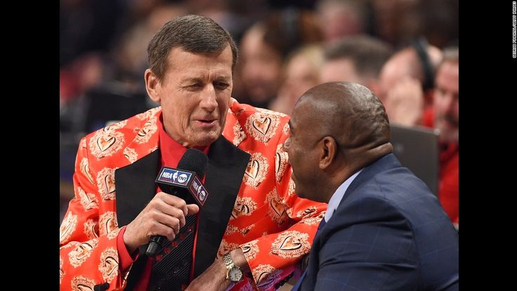 craig sager has leukemia ... Most people know, but for those who don't, Craig Sager is one of the most beloved sideline reporters for Turner Broadcasting during their NBA broadcasts. He's extremely well known for his outlandish suits and general candor during his interviews with coaches, players, and NBA personalities around the country .... Sager was diagnosed with Acute Myeloid Leukemia in 2014 and was forced to miss the entire 2014 NBA playoff season.