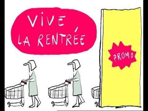 Notre journaliste allemand Hajo Kruse continue de s'amuser des mœurs françaises. Il explique à ses concitoyens en quoi consiste le rite très français de la r...