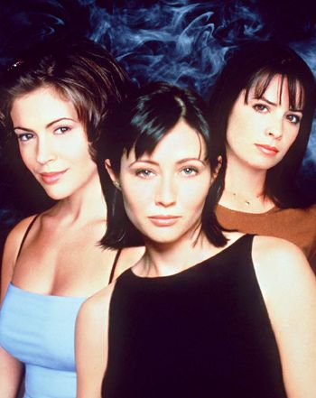 """Alyssa Milano: Working With Shannen Doherty, Holly Marie Combs on Charmed Was """"Like High School"""""""