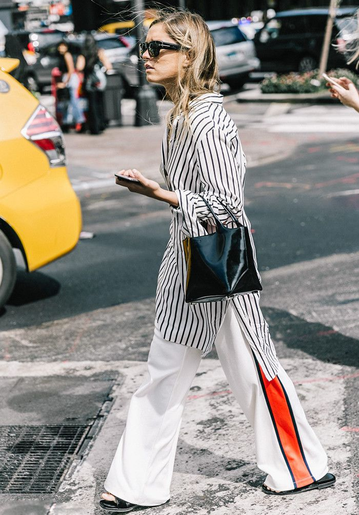 The Cool Trend Olivia Palermo and Kendall Jenner Love via @WhoWhatWear