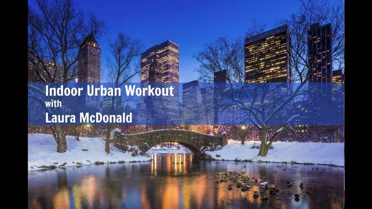 Indoor Urban Workout